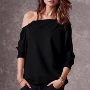 Victoria Secret Kiss of Cashmere Twist Sweater